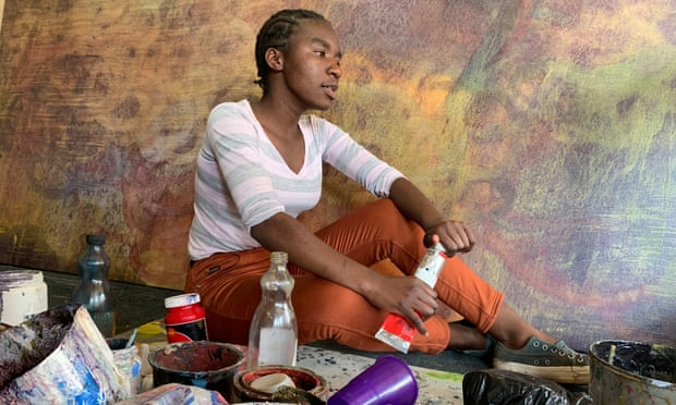 'A crazy amount of talent': contemporary art thrives in Harare